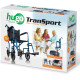 Transport Chair Retail Packaging