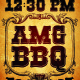 Corporate BBQ Poster