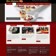 Gini Catering Website